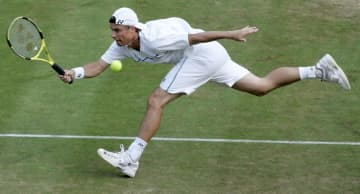 ヒューイット氏らテニス殿堂入り 元世界1位で四大大会2勝 画像1