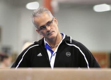 米女子体操の元監督が自殺 12年五輪優勝のゲダート氏 画像1