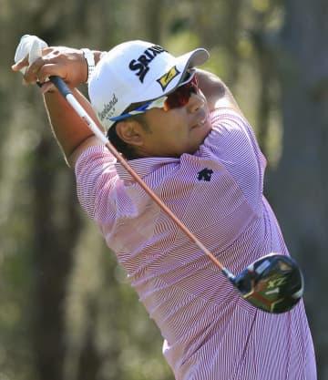 男子ゴルフ、松山英樹は35位 世界選手権第1日、稲森44位 画像1