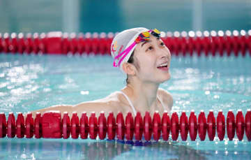 池江璃花子「今までより速く」 4月の日本選手権へ抱負 画像1