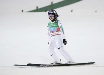 ジャンプ女子団体、日本4位 ノルディックスキー世界選手権 画像1