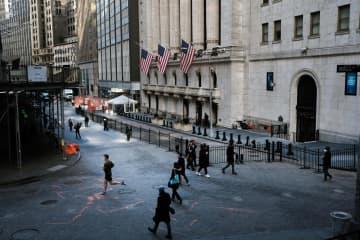 NY株続落、469ドル安 金融引き締め警戒続く 画像1