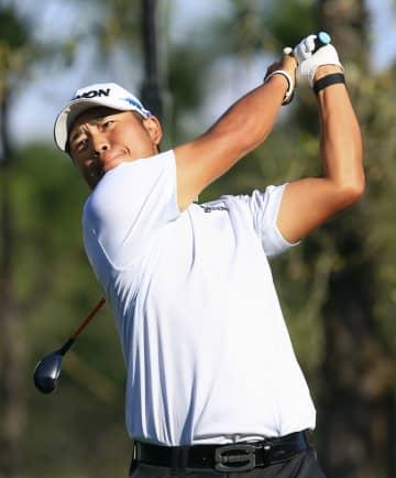 松山英樹、5打差12位に浮上 世界選手権ゴルフ第2日 画像1