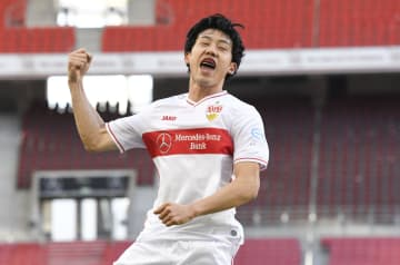 遠藤航が2得点2アシストの活躍 ドイツ1部リーグ 画像1