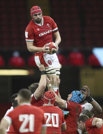 ラグビー、ウェールズが3連勝 欧州6カ国対抗 画像1
