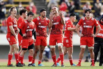 ラグビー神戸、パナ大勝で2連勝 トップリーグ第2節最終日 画像1