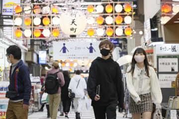 28日の人出、前週比で7割増加 主要駅や繁華街、ドコモまとめ 画像1