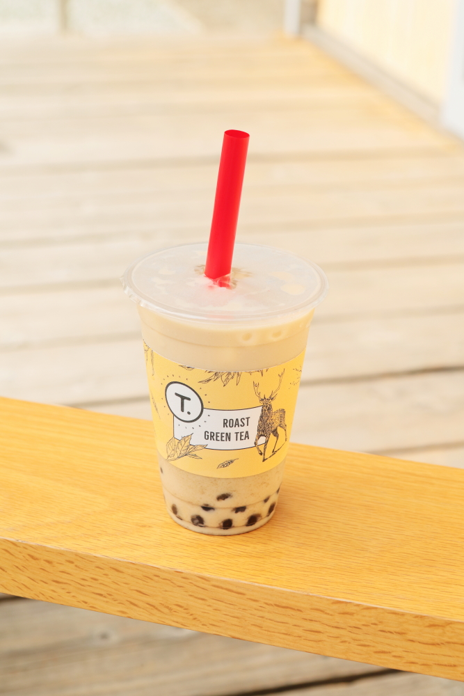 Bubble tea shop T.