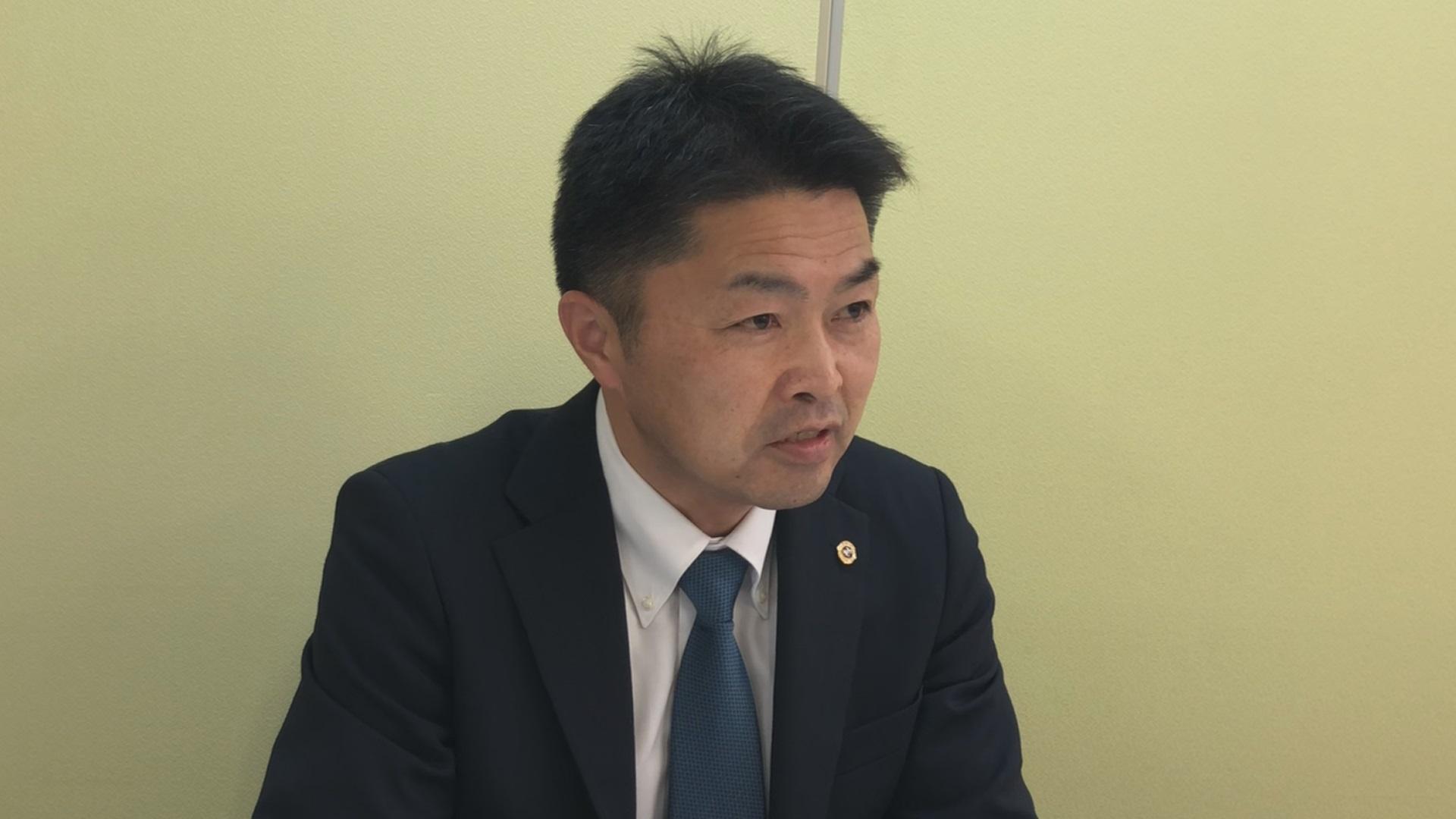 保険代理店 株式会社菅野自動車 菅野潔さん