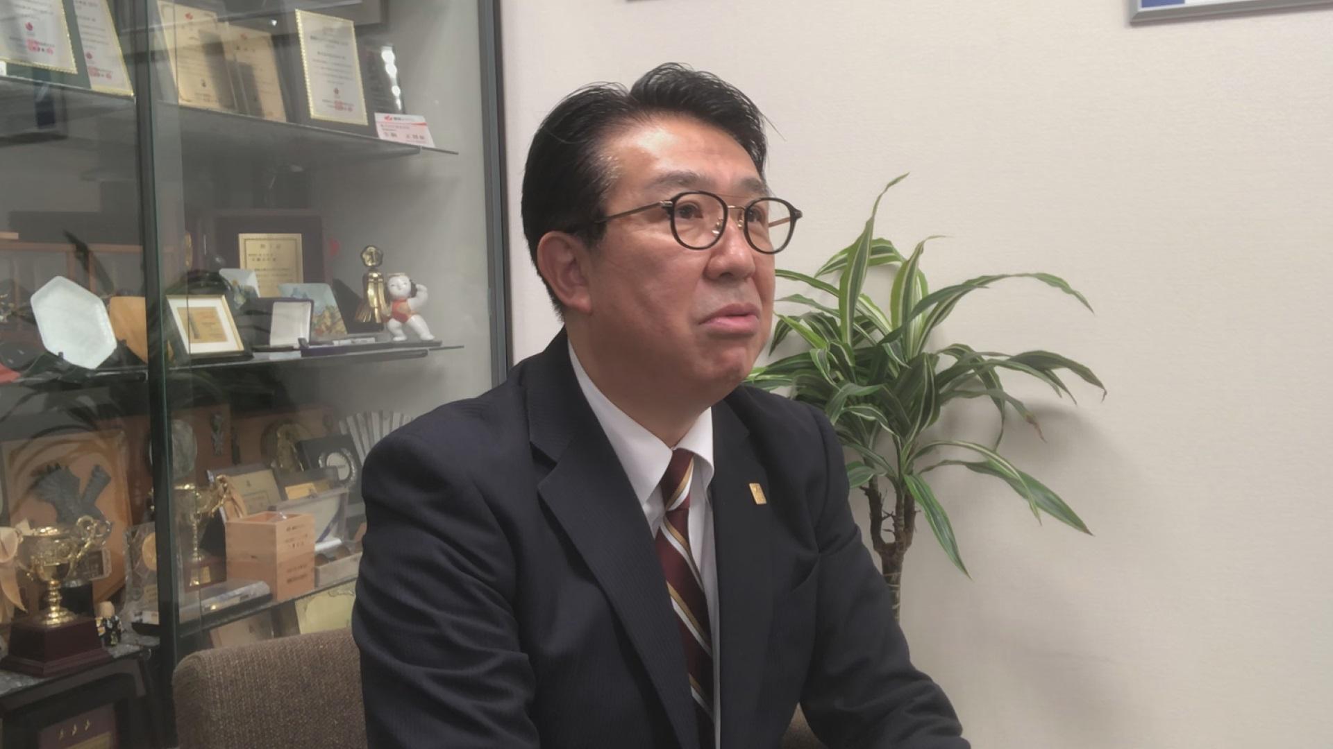 保険代理店 株式会社東北安田 代表取締役 生駒正博さん
