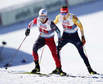 スキー複合男子団体、日本4位 ノルディック世界選手権第5日 画像1
