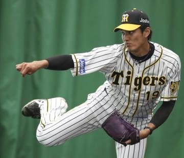 阪神・藤浪、投手陣の最優秀選手 2桁勝利へ「いいシーズンに」 画像1