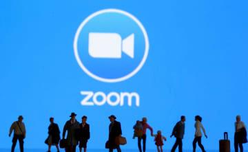米ズーム、売上高4倍 21年1月期、コロナで拡大 画像1
