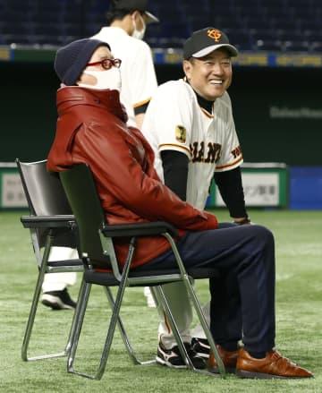 長嶋元監督、巨人を激励 昨年1月以来の公の場 画像1
