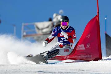 三木11位、竹内13位 スノーボード世界選手権 画像1