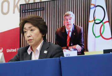 海外観客「見送り」で政府調整 5者協議、月内判断で合意 画像1