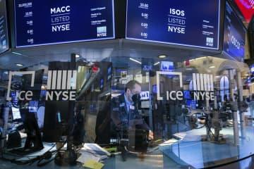 NY株続落、121ドル安 米長期金利上昇を警戒 画像1