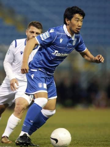 香川真司、初先発でアシスト サッカーのギリシャ杯 画像1