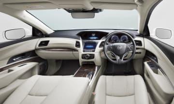 ホンダが自動運転車を発売 世界初「レベル3」のレジェンド 画像1