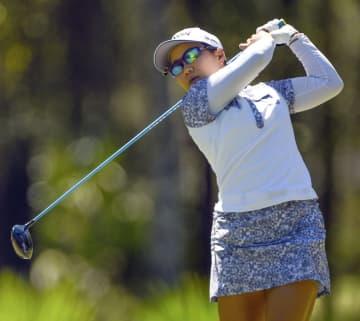 畑岡、野村ともに86位と出遅れ 米女子ゴルフ第1日 画像1