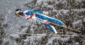 ジャンプ男子、佐藤幸椰7位 世界ノルディック 画像1