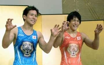 湯元兄弟が聖火リレーを辞退 レスリングの五輪メダリスト 画像1