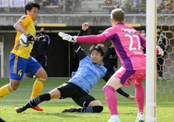 J1、川崎が仙台下し3連勝 FC東京はC大阪に競り勝つ 画像1