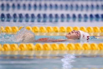 パラ競泳、14歳山田らが日本新 日本選手権 画像1
