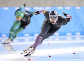スピード1000m、新浜が優勝 女子は小平、長根ファイナル 画像1