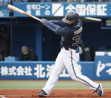 D0―5オ(7日) 吉田正が初本塁打 画像1