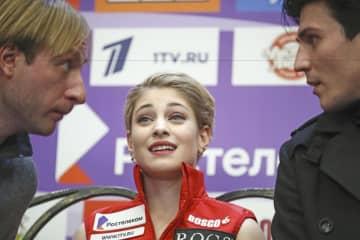 コストルナヤがコーチ変更 再びトゥトベリゼ氏に師事 画像1