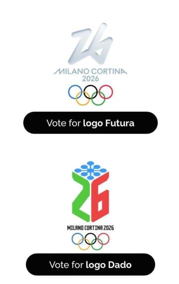 ネット投票で26年冬季五輪ロゴ 東京は盗作疑惑で撤回 画像1