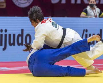 五輪代表の素根が優勝 柔道GS、影浦、梅木らV 画像1