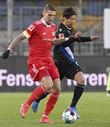 ドイツ1部、奥川雅也が初先発 試合は0―0で引き分け 画像1