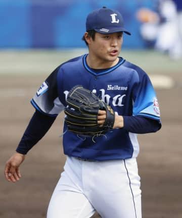 中2―7西(9日) 松本、粘りの投球 画像1