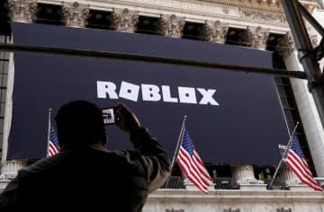 米、ゲームのロブロックスが上場 小学生に人気、時価4兆円超 画像1