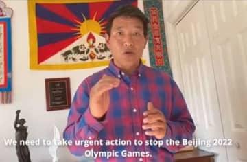 人権団体、北京で「祭典」許すな 国際社会に五輪中止訴え 画像1
