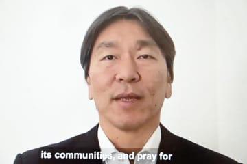米からの復興支援に感謝の動画 NY総領事館、松井秀喜さんも 画像1