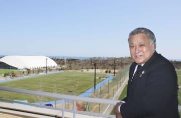 福島Jヴィレッジ、次の10年へ 「サッカーの聖地」が復興 画像1
