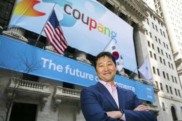 「韓国のアマゾン」が米に上場 株主SBG、多額の含み益 画像1