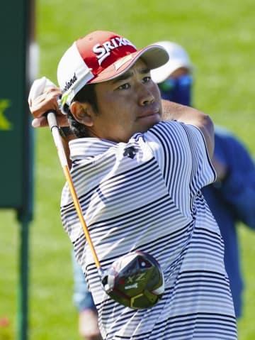 松山は4オーバー、暫定112位 米男子ゴルフ第1日 画像1