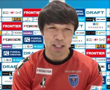 カズは「一番いい状態」 横浜FCの下平監督 画像1