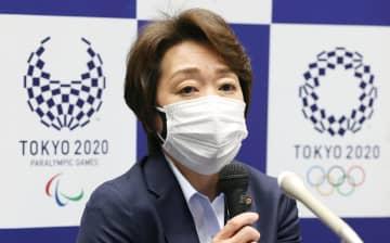 橋本会長、聖火出発式出席へ 東京五輪、25日に福島で 画像1