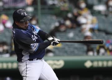 神2―6西(13日) 西武・山川が満塁本塁打 画像1