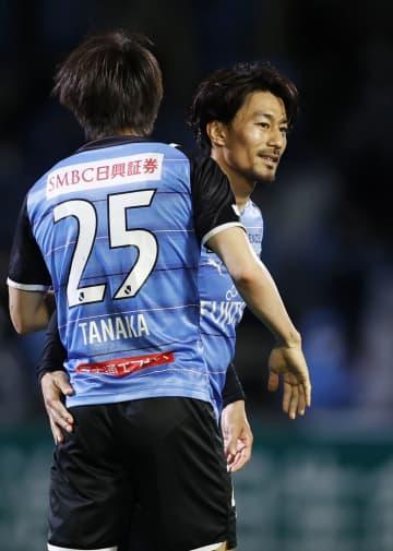 J1、川崎と名古屋が連勝伸ばす 福岡が初勝利、横浜FC4連敗 画像1