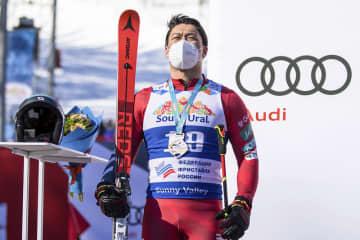 スキークロス、29歳須貝が2位 フリースタイルW杯 画像1