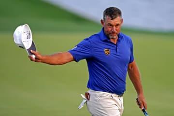 ウェストウッドが首位維持 米男子ゴルフ第3日 画像1