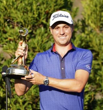ゴルフ、J・トーマスが14勝目 米プレーヤーズ選手権、最終日 画像1