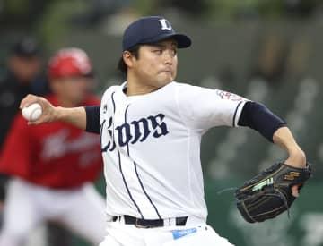 西1―0広(16日) 西武・松本が七回途中無失点 画像1