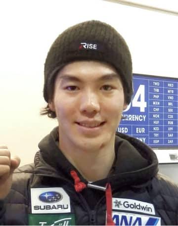 モーグル五輪銅の原が全日本出場 競輪挑戦も、北京へ本腰 画像1